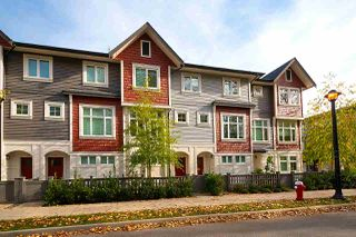 """Main Photo: 47 4588 DUBBERT Street in Richmond: West Cambie Townhouse for sale in """"OXFORD LANE"""" : MLS®# R2430865"""