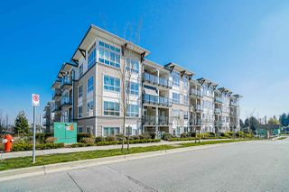 "Photo 1: 208 6468 195A Street in Surrey: Clayton Condo for sale in ""Yale Bloc"" (Cloverdale)  : MLS®# R2446691"