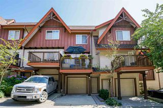 "Main Photo: 59 2000 PANORAMA Drive in Port Moody: Heritage Woods PM Townhouse for sale in ""MOUNTAINS EDGE"" : MLS®# R2484251"