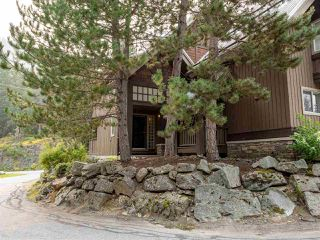 "Photo 2: 12 2640 WHISTLER Road in Whistler: Nordic Townhouse for sale in ""Rim Rock Village 2"" : MLS®# R2499143"