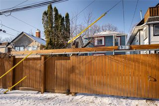 Photo 41: 179 Ethelbert Street in Winnipeg: Wolseley Residential for sale (5B)  : MLS®# 202028792