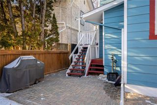 Photo 34: 179 Ethelbert Street in Winnipeg: Wolseley Residential for sale (5B)  : MLS®# 202028792