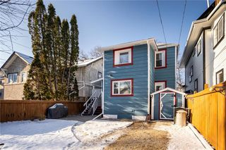 Photo 36: 179 Ethelbert Street in Winnipeg: Wolseley Residential for sale (5B)  : MLS®# 202028792