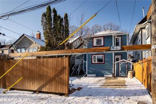 Photo 42: 179 Ethelbert Street in Winnipeg: Wolseley Residential for sale (5B)  : MLS®# 202028792