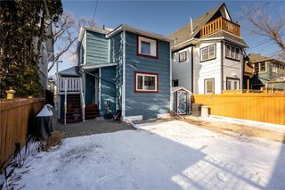 Photo 35: 179 Ethelbert Street in Winnipeg: Wolseley Residential for sale (5B)  : MLS®# 202028792