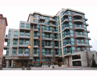 "Photo 1: 109 10 RENAISSANCE Square in New Westminster: Quay Condo for sale in ""MURANO"" : MLS®# V800690"