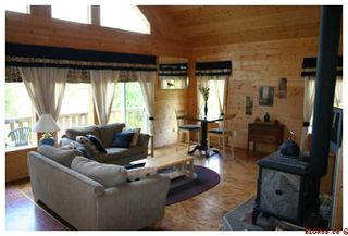 Photo 3: Vernon Slocan Hwy #6: East of Lumby House for sale (Vernon)  : MLS®# 10058138