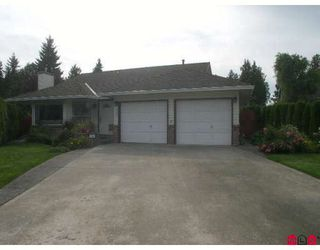 Photo 1: 2431 126TH Street in Surrey: Crescent Bch Ocean Pk. House for sale (South Surrey White Rock)  : MLS®# F2820046