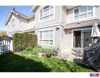 """Photo 10: 3 6513 200TH Street in Langley: Willoughby Heights Townhouse for sale in """"LOGANS CREEK"""" : MLS®# F2909386"""