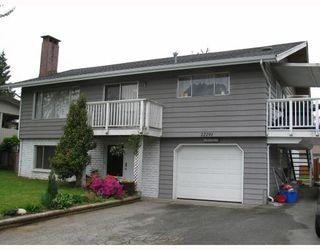 Main Photo: 12191 DUNBAR Street in Maple_Ridge: West Central House for sale (Maple Ridge)  : MLS®# V767602