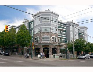 "Photo 1: 207 2680 W 4TH Avenue in Vancouver: Kitsilano Condo for sale in ""THE STAR OF KITSILANO"" (Vancouver West)  : MLS®# V772514"