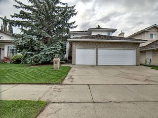 Main Photo: 112 Nottingham Boulevard: Sherwood Park House for sale : MLS®# E4165306