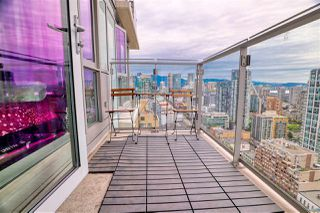 """Photo 10: 2703 1351 CONTINENTAL Street in Vancouver: Downtown VW Condo for sale in """"MADDOX"""" (Vancouver West)  : MLS®# R2393413"""