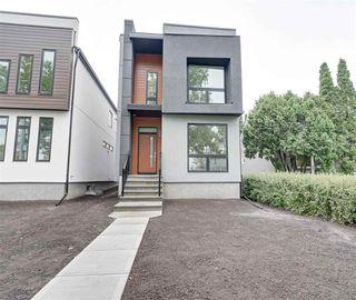 Photo 1: 8505 84 Avenue NW in Edmonton: Zone 18 House for sale : MLS®# E4172011