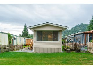 Photo 14: 24 9267 SHOOK Road in Mission: Hatzic Manufactured Home for sale : MLS®# R2405452