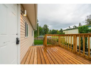 Photo 16: 24 9267 SHOOK Road in Mission: Hatzic Manufactured Home for sale : MLS®# R2405452
