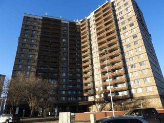Photo 1: 1515 13910 STONY_PLAIN Road in Edmonton: Zone 11 Condo for sale : MLS®# E4182265