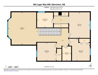 Photo 49: 684 LEGER Way in Edmonton: Zone 14 House for sale : MLS®# E4196372