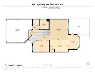 Photo 48: 684 LEGER Way in Edmonton: Zone 14 House for sale : MLS®# E4196372