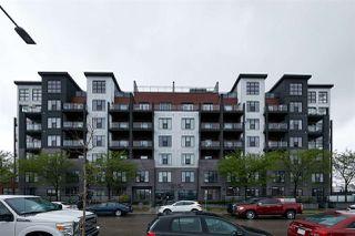 Photo 1: 408 10518 113 Street in Edmonton: Zone 08 Condo for sale : MLS®# E4199440