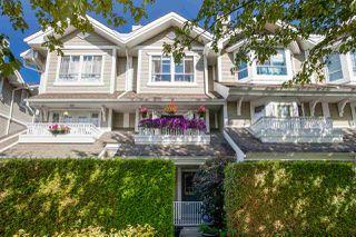 "Photo 2: 15 22000 SHARPE Avenue in Richmond: Hamilton RI Townhouse for sale in ""RICHMOND MEWS"" : MLS®# R2490674"