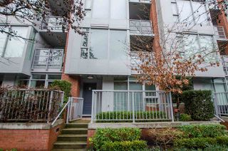 "Main Photo: 1125 HOMER Street in Vancouver: Yaletown Townhouse for sale in ""H&H"" (Vancouver West)  : MLS®# R2505420"