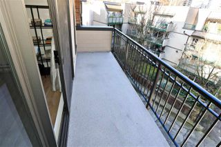 """Photo 15: 406 1157 NELSON Street in Vancouver: West End VW Condo for sale in """"HAMPSTEAD HOUSE"""" (Vancouver West)  : MLS®# R2528875"""