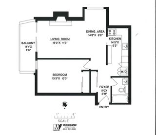 """Photo 18: 406 1157 NELSON Street in Vancouver: West End VW Condo for sale in """"HAMPSTEAD HOUSE"""" (Vancouver West)  : MLS®# R2528875"""