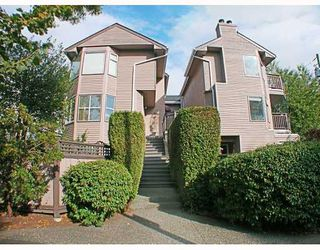 Photo 1: 8672 SW MARINE Drive in Vancouver: Marpole Townhouse for sale (Vancouver West)  : MLS®# V789020
