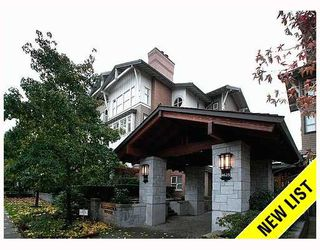 """Photo 1: 1306 4655 VALLEY Drive in Vancouver: Quilchena Condo for sale in """"ALEXANDRA HOUSE"""" (Vancouver West)  : MLS®# V797450"""