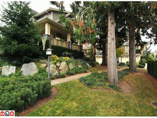 """Photo 10: 20 15255 36TH Avenue in Surrey: Morgan Creek Townhouse for sale in """"Ferngrove"""" (South Surrey White Rock)  : MLS®# F1017006"""
