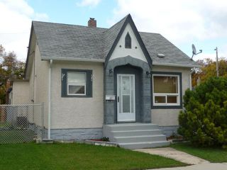 Photo 1: 895 Magnus Avenue in WINNIPEG: North End Residential for sale (North West Winnipeg)  : MLS®# 1019234