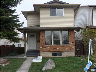 Photo 1: 44 TEMPLEBY Way NE in CALGARY: Temple Residential Detached Single Family for sale (Calgary)  : MLS®# C3449965