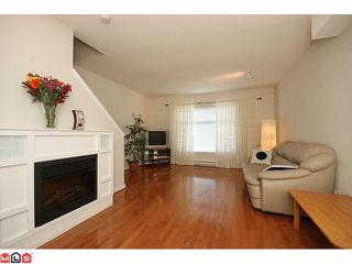 """Photo 2: 180 20033 70TH Avenue in Langley: Willoughby Heights Townhouse for sale in """"DENIM"""" : MLS®# F1102166"""