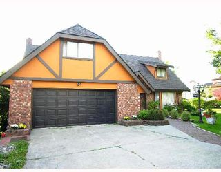 Photo 1: 1289 PHILLIPS Avenue in Burnaby: Simon Fraser Univer. House for sale (Burnaby North)  : MLS®# V731991
