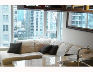 "Photo 6: 1003 1001 RICHARDS Street in Vancouver: Downtown VW Condo for sale in ""MIRO"" (Vancouver West)  : MLS®# V738446"