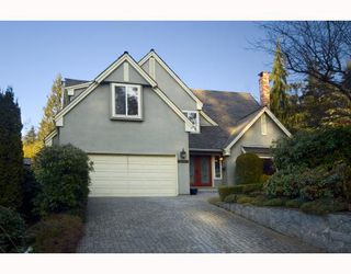 Photo 1: 5250 TIMBERFEILD Place in West_Vancouver: Upper Caulfeild House for sale (West Vancouver)  : MLS®# V754906