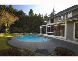 Photo 9: 5250 TIMBERFEILD Place in West_Vancouver: Upper Caulfeild House for sale (West Vancouver)  : MLS®# V754906