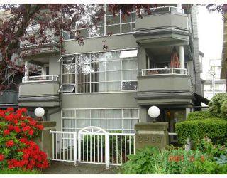 Photo 1: 202 2287 W 3RD Avenue in Vancouver: Kitsilano Condo for sale (Vancouver West)  : MLS®# V768438