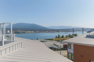 "Photo 1: 2917 WALL Street in Vancouver: Hastings Townhouse for sale in ""Avant"" (Vancouver East)  : MLS®# R2395706"