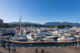 Photo 1: 5305 1151 W GEORGIA Street in Vancouver: Coal Harbour Condo for sale (Vancouver West)  : MLS®# R2445030