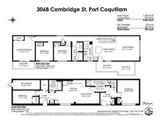 Photo 39: 3068 CAMBRIDGE Street in Port Coquitlam: Glenwood PQ House for sale : MLS®# R2456253