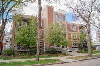 Photo 1: 303 9910 111 Street in Edmonton: Zone 12 Condo for sale : MLS®# E4198341