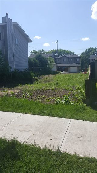 Photo 1: 9216 91 Street in Edmonton: Zone 18 Vacant Lot for sale : MLS®# E4206375