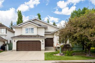 Photo 1: 628 WOTHERSPOON Close in Edmonton: Zone 20 House for sale : MLS®# E4214444