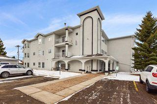 Main Photo: 104 1902 23 Street: Didsbury Apartment for sale : MLS®# A1060016