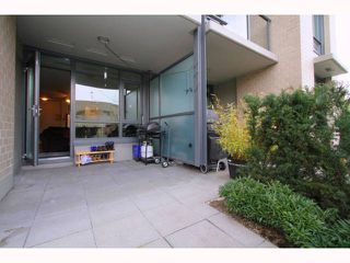 Photo 10: 110 750 W 12TH Avenue in Vancouver: Fairview VW Condo for sale (Vancouver West)  : MLS®# V816970