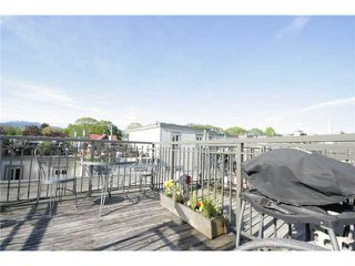 """Photo 8: 27 2375 W BROADWAY in Vancouver: Kitsilano Townhouse for sale in """"TALIESIN"""" (Vancouver West)  : MLS®# V829496"""