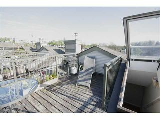"""Photo 7: 27 2375 W BROADWAY in Vancouver: Kitsilano Townhouse for sale in """"TALIESIN"""" (Vancouver West)  : MLS®# V829496"""