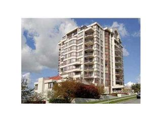 "Main Photo: 406 220 11TH Street in New Westminster: Uptown NW Condo for sale in ""QUEENS COVE"" : MLS®# V867967"
